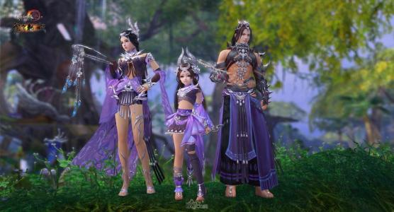 剑网3小女孩