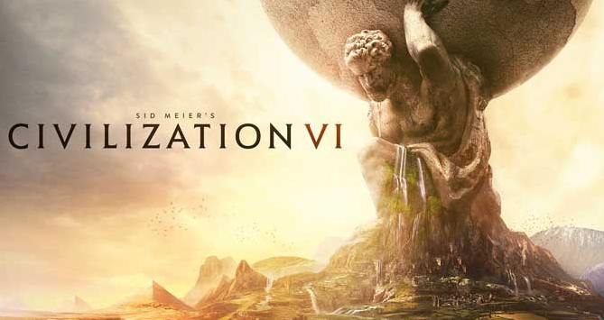 文明6宣传