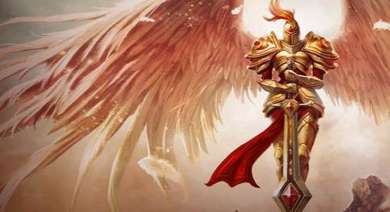 神圣天使凯尔1