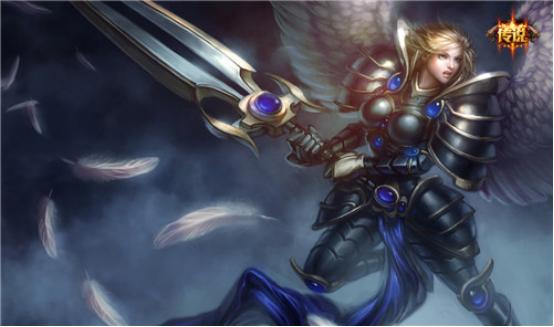神圣天使凯尔5