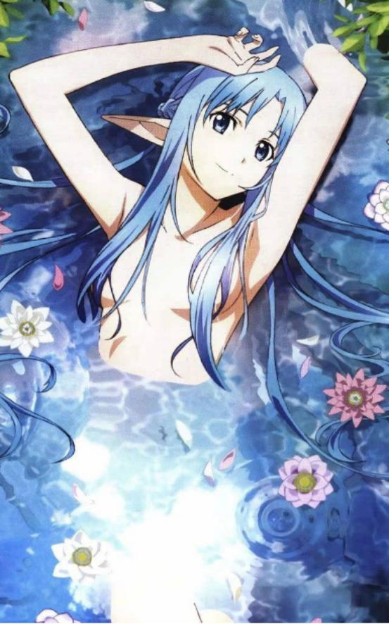 刀剑神域泳装美女8