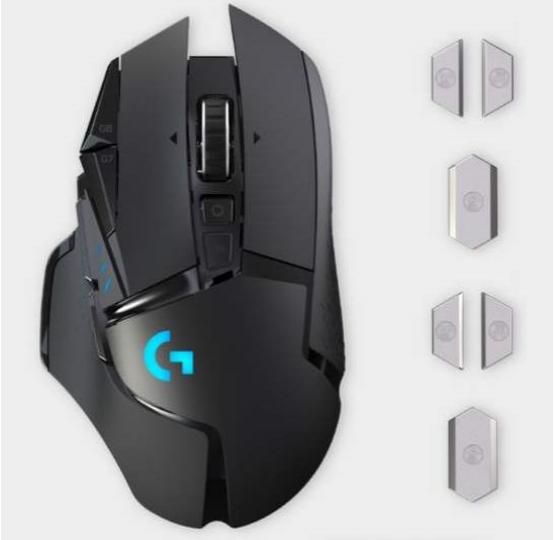 游戏鼠标推荐罗技G502 Lightspeed